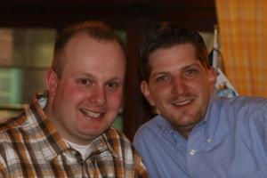 30. Geburtstag Haasi +  Andy 2008