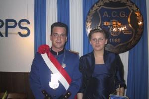 Artilleriekrönung Gnadental 2001