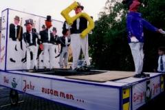 1995 - 5-jähriges Zugjubiläum