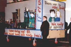 1998 - Rally auf der B9