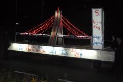 2018 - Dauerbaustelle  Fleher Brücke