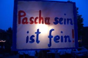 Fackelzug 2005