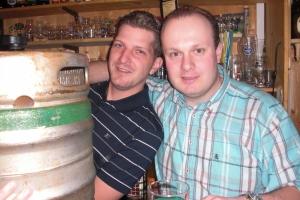 Geburtstag Andy + Haasi 2009