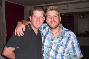 Geburtstag Basti+Andy 2011