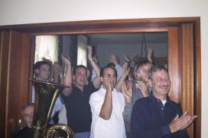 Grenadierfrühschoppen 2001