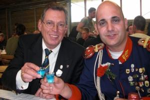 Grenadierfrühschoppen 2009