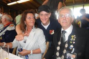 Grenadierfrühschoppen 2011