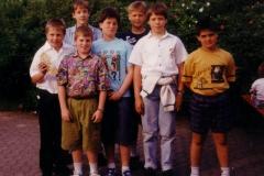 1990 - Zugschiessen