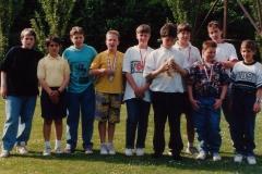 1991 - Zugschiessen