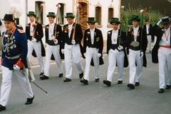 1996 - Während des Zuges