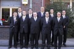 2001 - Fackelzug