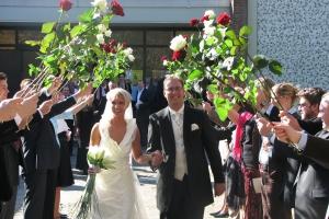Hochzeit Nadja + Swen 2007