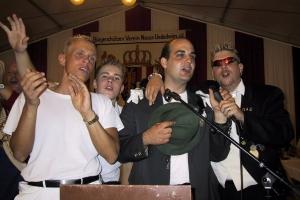 Kirmes Montag 2002