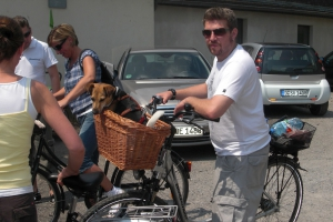 Radtour 2009