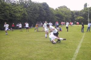 Street-Soccer Turnier 2003