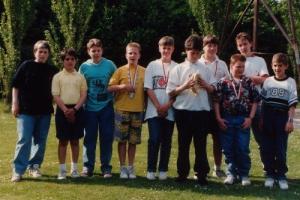 Zugschiessen 1991