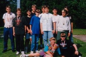 Zugschiessen 1993