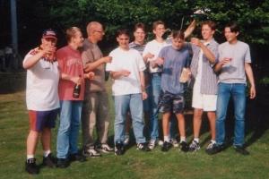 Zugschiessen 1996
