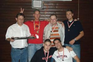 Zugschiessen 2006